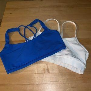 Lululemon bundle sport bras